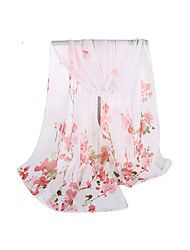 cheap -Women's Cute / Basic Rectangle - Floral Mesh