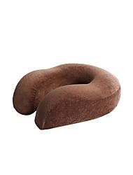 Недорогие -Комфортное качество Запоминающие форму тела подушки / Запоминающие форму подушки для шеи / Подголовник Противоклещевой / Портативные /