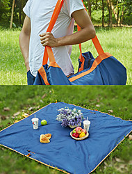cheap -Travel Bag / Picnic Bag / Picnic Blanket Outdoor Waterproof / Moistureproof / Folding Oxford cloth Beach / Camping / Traveling All Seasons