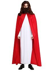 abordables -Missionnaire Tenue Unisexe Halloween Carnaval Le jour des morts Mascarade Anniversaire Nouvel an Fête / Célébration Déguisement
