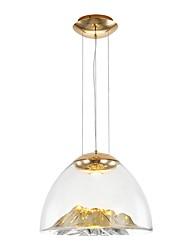 cheap -QIHengZhaoMing Modern Pendant Light Ambient Light 110-120V / 220-240V, Warm White, Bulb Included