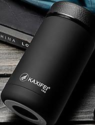 baratos -Copos Aço Inoxidável / PP+ABS Vacuum Cup Portátil / retenção de calor 1pcs