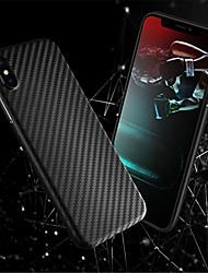Недорогие -Кейс для Назначение Apple iPhone X iPhone 8 Ультратонкий Кейс на заднюю панель Плитка Геометрический рисунок Твердый ПК для iPhone X