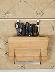 baratos -Organização de cozinha Prateleiras e Suportes Aço Inoxidável Fácil Uso 1pç