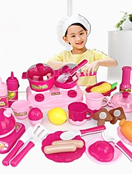 cheap -Pretend Play Food&Drink Parent-Child Interaction Child's / Preschool Gift 30 pcs
