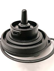 Недорогие -Крышки топливных баков Черный Назначение Volkswagen Tiguan / Passat / CC Все года ABS Общий внешний