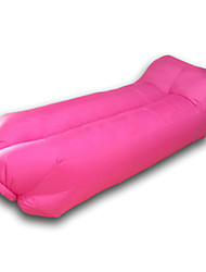 cheap -Inflatable Sofa Sleep lounger / Air Sofa / Air Bed Outdoor Portable / Fast Inflatable / Waterproof Polyester Taffeta 240*80 cm Beach / Camping / Outdoor All Seasons