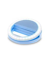 baratos -Cuidado Facial para Homens e Mulheres Fofinho / Estilo Mini / Portátil <5 V Branqueamento / Promove o Bom-Humor / Iluminação
