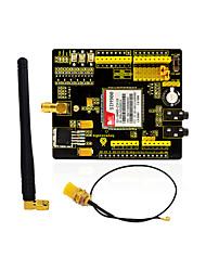 billiga -Annan modul Keyestudio Glasfiber Extern strömförsörjning