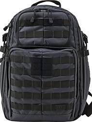 Недорогие -40 L Рюкзаки Военный Тактический Рюкзак Износостойкость На открытом воздухе Пешеходный туризм Походы Трейлраннинг Нейлон Черный