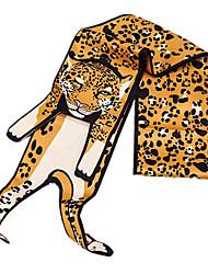 Недорогие -Жен. Очаровательный Прямоугольная - Сетка Леопард