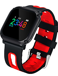 cheap -Smartwatch STDB09 for Android 4.3 and above / iOS 7 and above Heart Rate Monitor / Blood Pressure Measurement / Calories Burned / Long Standby / Touch Screen Pedometer / Call Reminder / Sleep Tracker