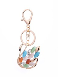 cheap -Keychain Jewelry Gold / White Alloy Casual / Fashion Gift / Daily