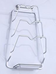 economico -Organizzazione della cucina Scaffali e porta-oggetti Alluminio Facile da usare 1pc