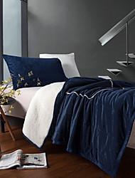 Недорогие -Комфортное качество Подголовник Стрейч / обожаемый подушка Пена с памятью 100% хлопок / Полиэстер