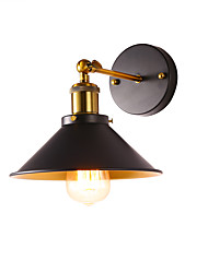 cheap -Modern Metal Wall Sconces Industrial Vintage Wall Light Cafe Club Bar Lighting