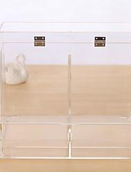 Недорогие -Кухонная организация Коробки для хранения ПП (полипропилен) Прост в применении 1шт