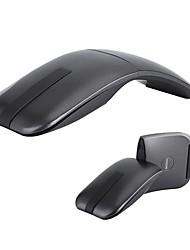economico -MODAO Wireless 2.4G creativo mouse Optical E1805 2pcs chiavi Luce LED 2 livelli DPI regolabili 2 tasti programmabili 1200dpi