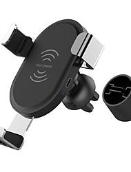 Недорогие -Беспроводное зарядное устройство Зарядное устройство USB Универсальный Беспроводное зарядное устройство Не поддерживается 1 A DC 12V для iPhone X / iPhone 8 Pluss / S9