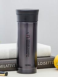 baratos -Copos silica Gel / Aço Inoxidável / PP+ABS Vacuum Cup Portátil / Isolamento térmico / retenção de calor 1pcs