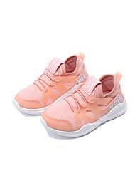abordables -Fille Chaussures Tulle / Polyuréthane Printemps été Confort Chaussures d'Athlétisme Course à Pied / Marche pour Enfants / Bébé Blanc /