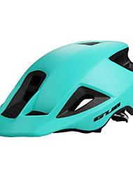 economico -GUB® Adulto Casco da bici 6 Prese d'aria CE / CPSC Resistente agli urti, Grandezza regolabile EPS, PC Gli sport Ciclismo / Bicicletta - Verde / Blu / Grigio scuro