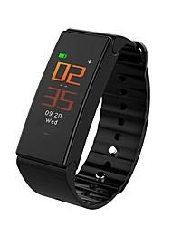 Недорогие -Смарт Часы D1PLUS for Android 4.3 и выше Сенсорный экран / Защита от влаги / Израсходовано калорий Педометр / Датчик для отслеживания