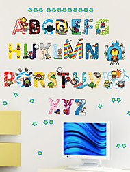 cheap -Decorative Wall Stickers - Plane Wall Stickers Shapes / Stars Kids Room