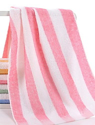 cheap -Superior Quality Sport Towel, Striped Poly / Cotton 1 pcs