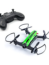 cheap -RC Drone Flytec T18 BNF 4CH 6 Axis 2.4G With HD Camera 2.0MP 720P RC Quadcopter FPV / One Key To Auto-Return / Headless Mode RC / FPV