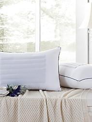 Недорогие -Комфортное качество Запоминающие форму тела подушки / Подголовник удобный подушка Полиэстер Хлопок