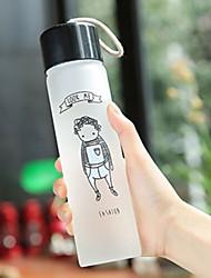 povoljno -Drinkware Visoko srebrno staklo Staklo / Vakuum kup Toplinski izolirani / zadržavanja topline 1pcs