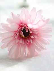 cheap -Artificial Flowers 1 Branch Stage Props / Simple Style Chrysanthemum / Eternal Flower Tabletop Flower