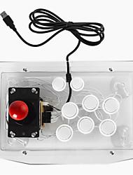 Недорогие -F10 Проволока Игровые контроллеры Назначение Sony PS3 ,  Игровые контроллеры ABS 1 pcs Ед. изм
