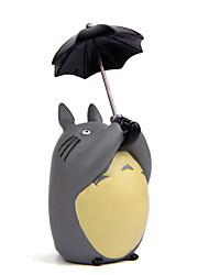 baratos -Figuras de Ação Anime Inspirado por Meu Vizinho Totoro Gato Polyresin / Resina 10.5cm CM modelo Brinquedos Boneca de Brinquedo Todos