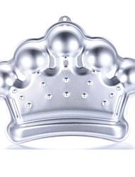 Недорогие -Инструменты для выпечки Алюминий Новое поступление / 3D / Своими руками Для торта / Вечеринка / День рождения Формы для пирожных 1шт