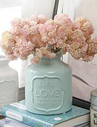 cheap -Artificial Flowers 1 Branch Pastoral Style Plants / Succulent plants Tabletop Flower