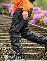 abordables -Unisex Pantalones para senderismo Al aire libre Impermeable, Resistente a la lluvia, Secado rápido Pantalones / Sobrepantalón Senderismo