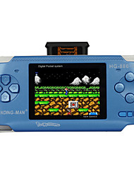 cheap -HG-886-2 Game Console Built in 1pcs Games 2.8inch inch Portable