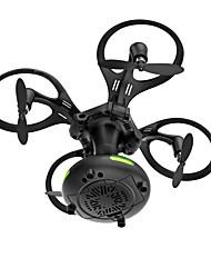 abordables -RC Dron YIJIATOYS 4 Channel BNF 2 Ejes 2.4G Quadccótero de radiocontrol  Vuelo Invertido De 360 Grados Quadcopter RC / Mando A Distancia