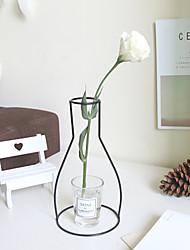 お買い得  -人工花 0 シンプルなスタイル / 欧風 植物 テーブルトップフラワー
