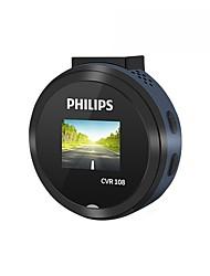 Недорогие -Factory OEM CVR108 1080p Автомобильный видеорегистратор 130 градусов Широкий угол 1inch Капюшон с Встроенный динамик / Встроенный