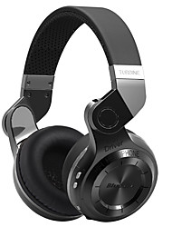 Недорогие -Bluedio T2 Головная повязка Bluetooth4.1 Наушники наушник ABS + PC Мобильный телефон наушник С регулятором громкости наушники