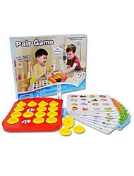Недорогие -Карточная игра / Устройства для снятия стресса / Обучающая игрушка пластик / Плотная бумага Универсальные Детские Подарок 28 pcs