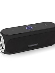 Недорогие -H19 Bluetooth 4.0 Аудио (3,5 мм) / USB / Слот для карт памяти TF Домашние колонки Черный / Серебряный / Синий