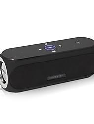 cheap -H19 Bluetooth 4.0 Audio (3.5 mm) / USB / TF Card Slot Bookshelf Speaker Black / Silver / Blue