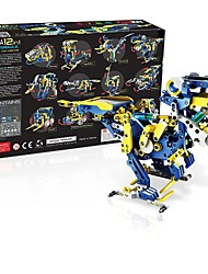 cheap -OWI 12-In-1 Science & Exploration Set Robot Transformable / Solar Powered / Creative Teenager Gift / Transformable