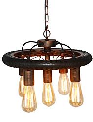 cheap -5-Light Pendant Light Ambient Light - LED, Designers, 110-120V / 220-240V Bulb Not Included / 20-30㎡ / E26 / E27