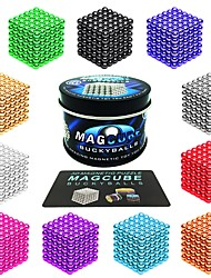 cheap -216 pcs Magnet Toy Magnetic Balls / Magnet Toy / Building Blocks Magnetic Stress and Anxiety Relief / Office Desk Toys / Relieves ADD, ADHD, Anxiety, Autism Novelty All Teenager / Adults' Gift