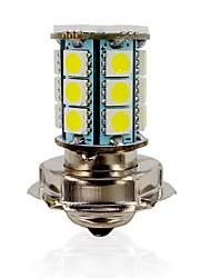 Недорогие -2pcs Мотоцикл Лампы 2 W SMD 5050 200 lm 24 Светодиодная лампа Лампа поворотного сигнала / Налобный фонарь / Мотоцикл